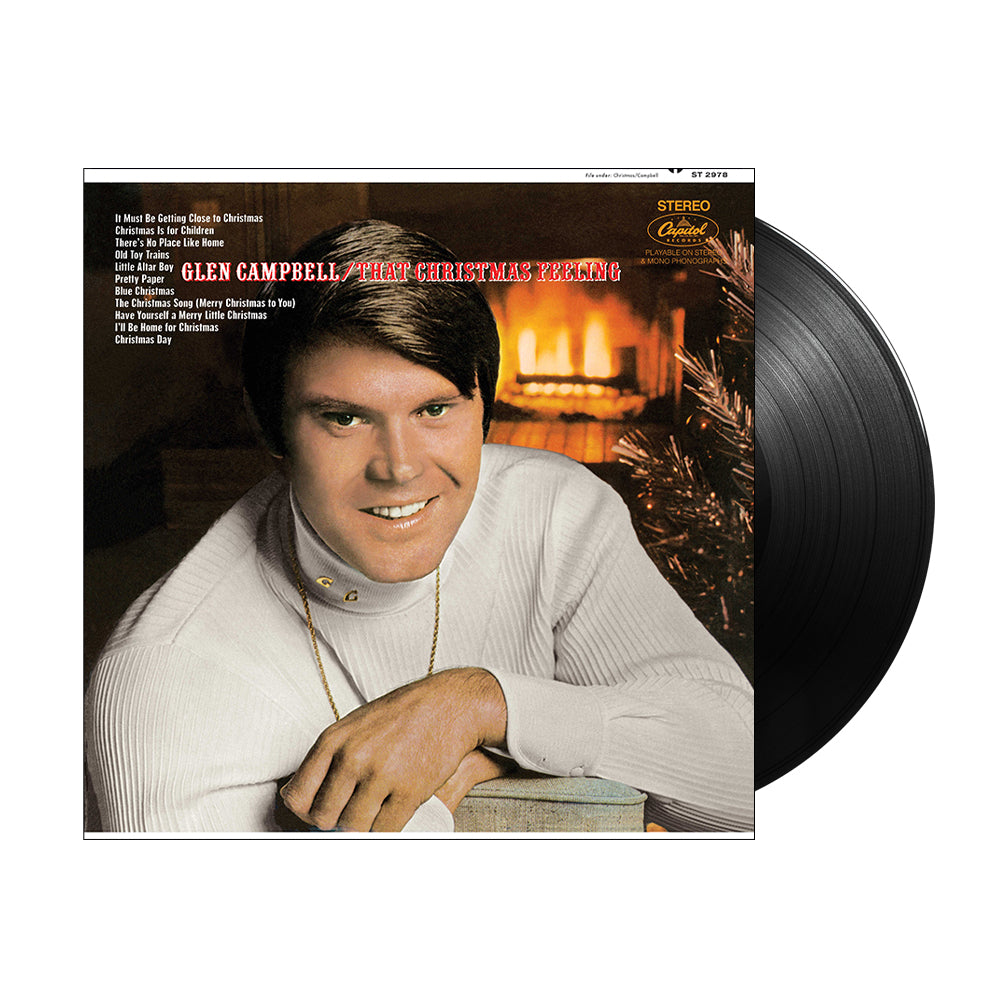 Glen Campbell - That Christmas Feeling (Vinyl)