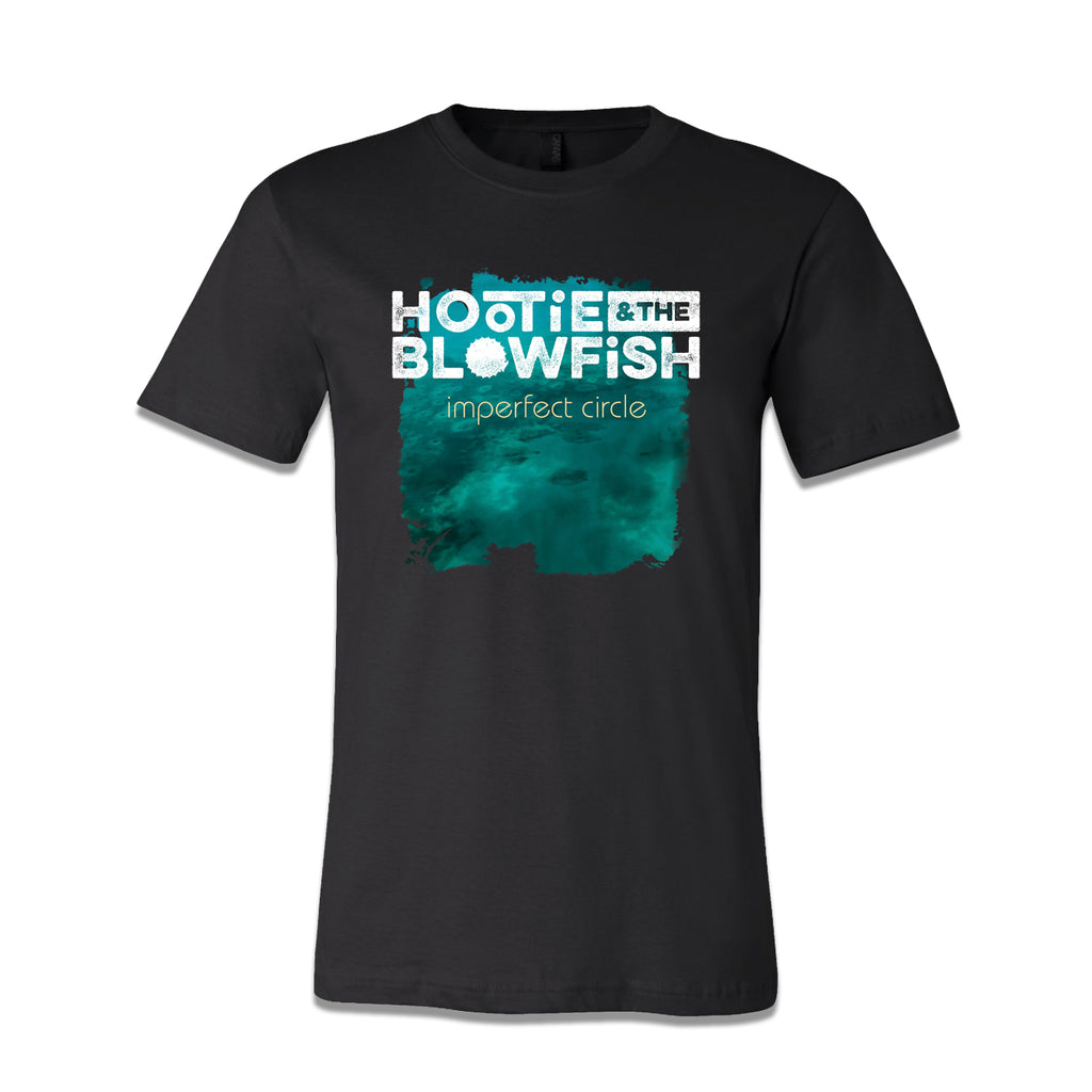 Hootie & The Blowfish - Imperfect Circle Album Art T-Shirt