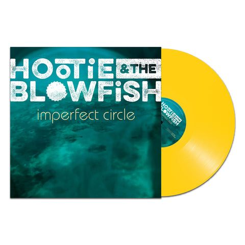 Hootie & The Blowfish - Imperfect Circle (Vinyl-Yellow)