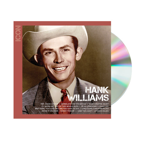 Hank Williams - ICON (CD)