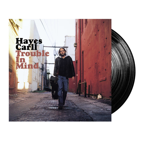 Hayes Carll - Trouble In Mind (Vinyl-2LP)