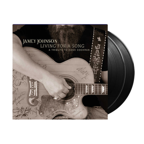 Jamey Johnson - Living For A Song: A Tribute To Hank Cochran (Vinyl - 2LP)
