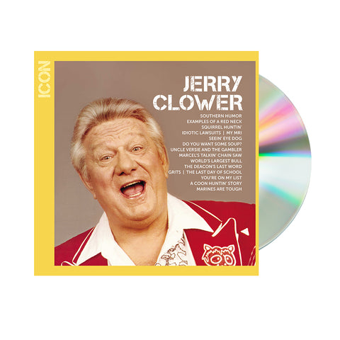 Jerry Clower - ICON (CD)