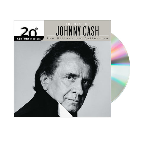 Johnny Cash - 20th Century Masters: The Best Of Johnny Cash (CD)