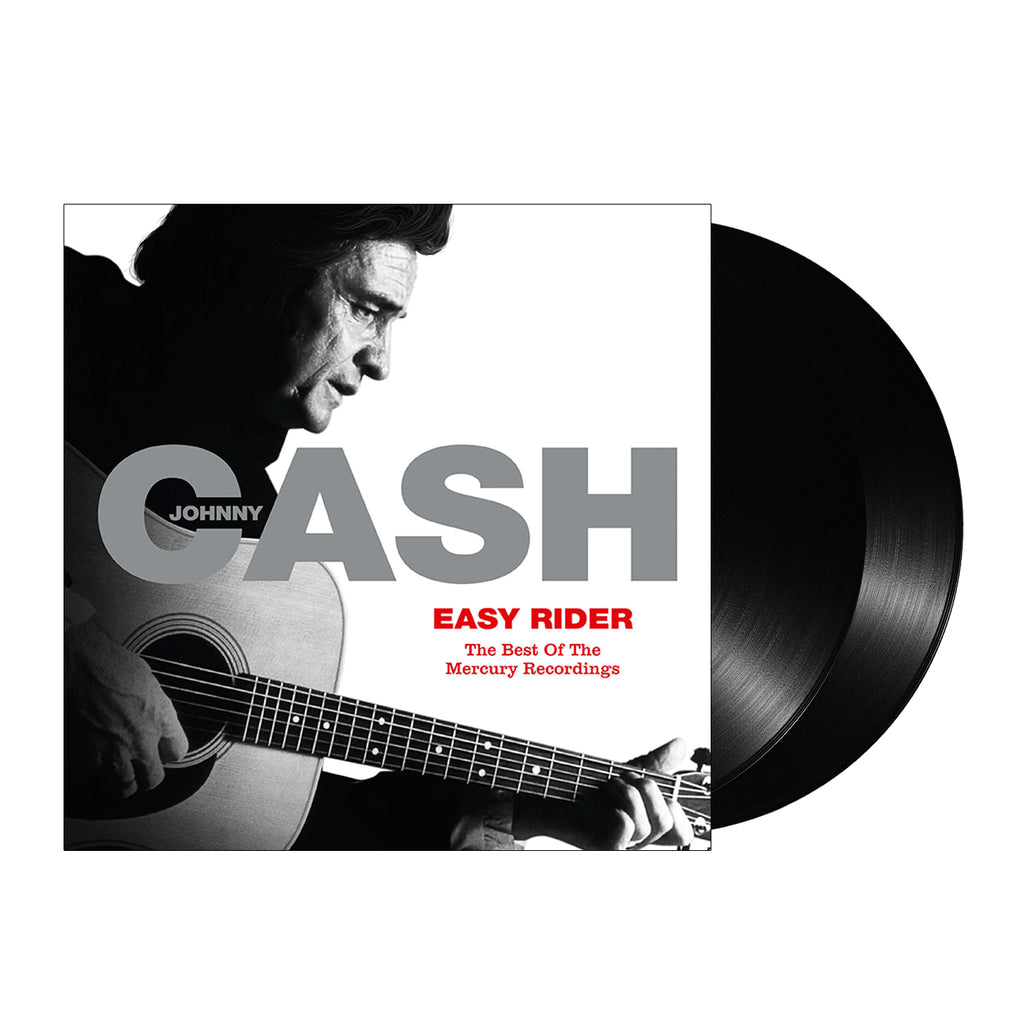 Johnny Cash - Easy Rider: The Best Of The Mercury Recordings (Vinyl - 2LP)