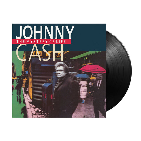 Johnny Cash - The Mystery of Life (Vinyl)