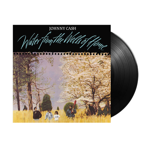 Johnny Cash - Water From The Wells Of Home (Vinyl)