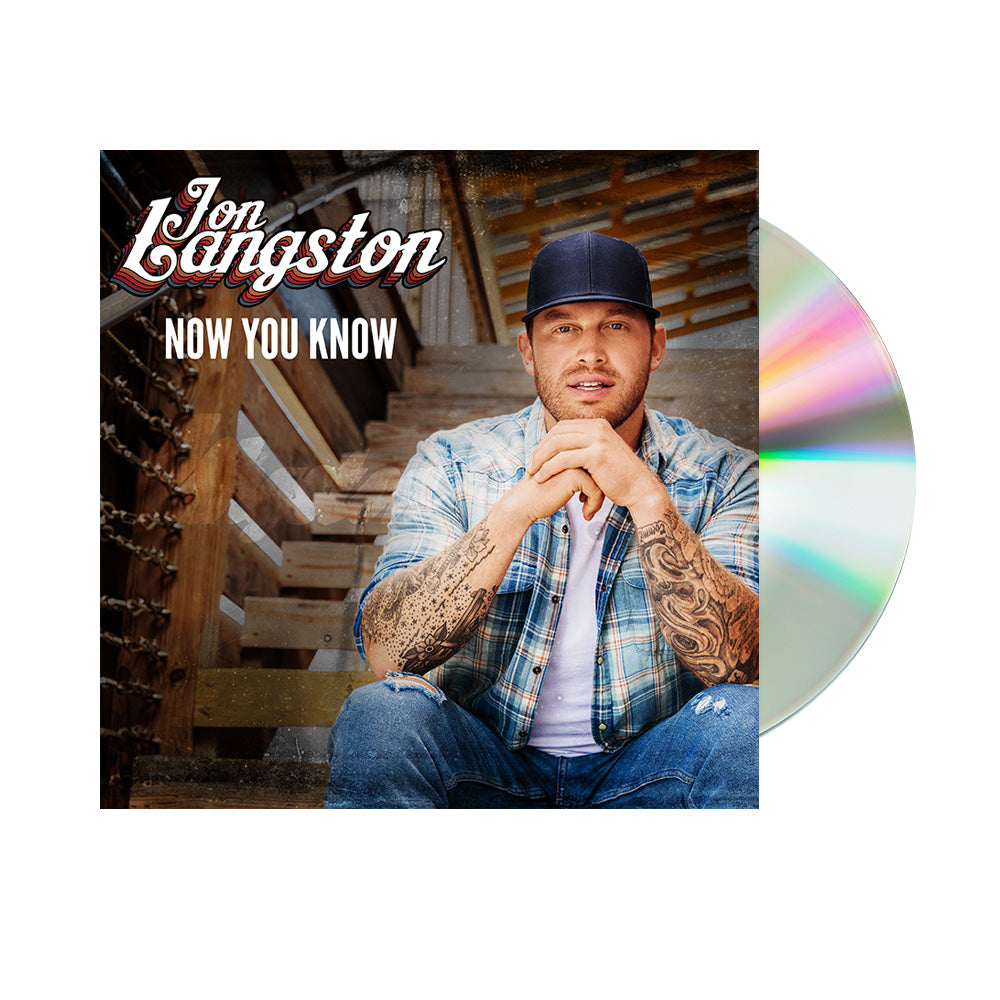 Jon Langston - Now You Know EP (CD)