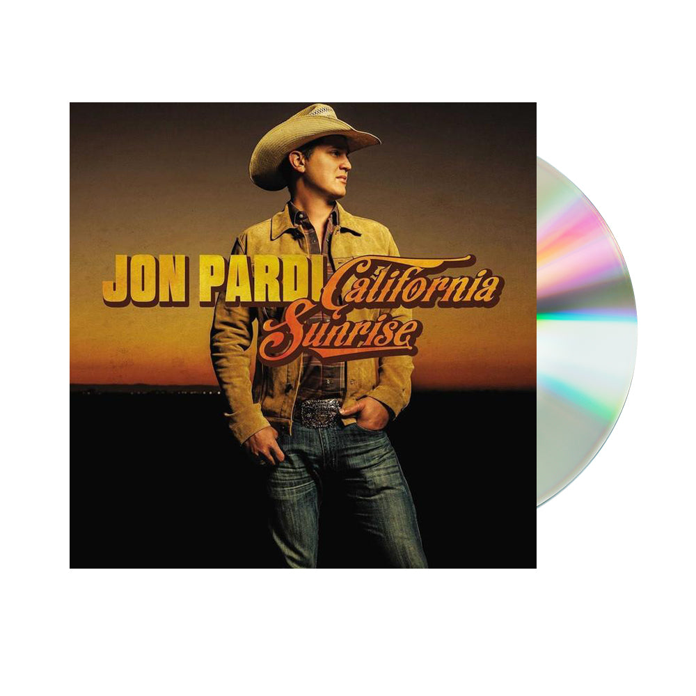 Jon Pardi - California Sunrise (CD)
