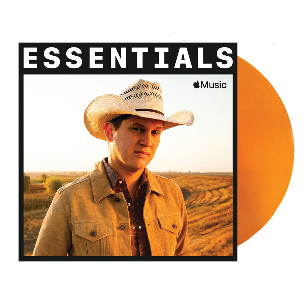 Jon Pardi - Essentials (Vinyl-Orange)