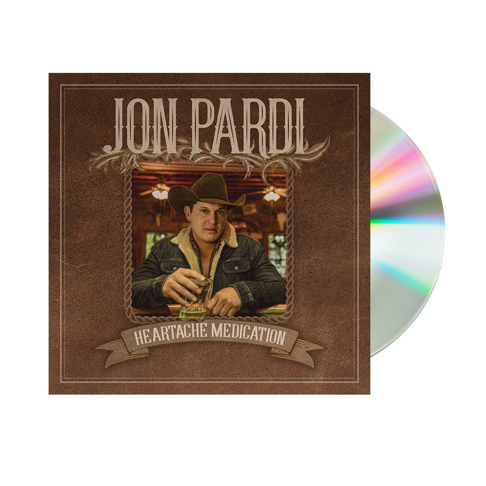 Jon Pardi - Heartache Medication (CD)