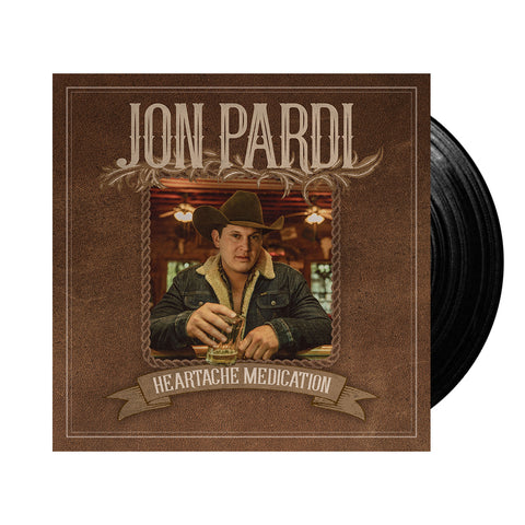 Jon Pardi - Heartache Medications Pre-Order (VINYL)