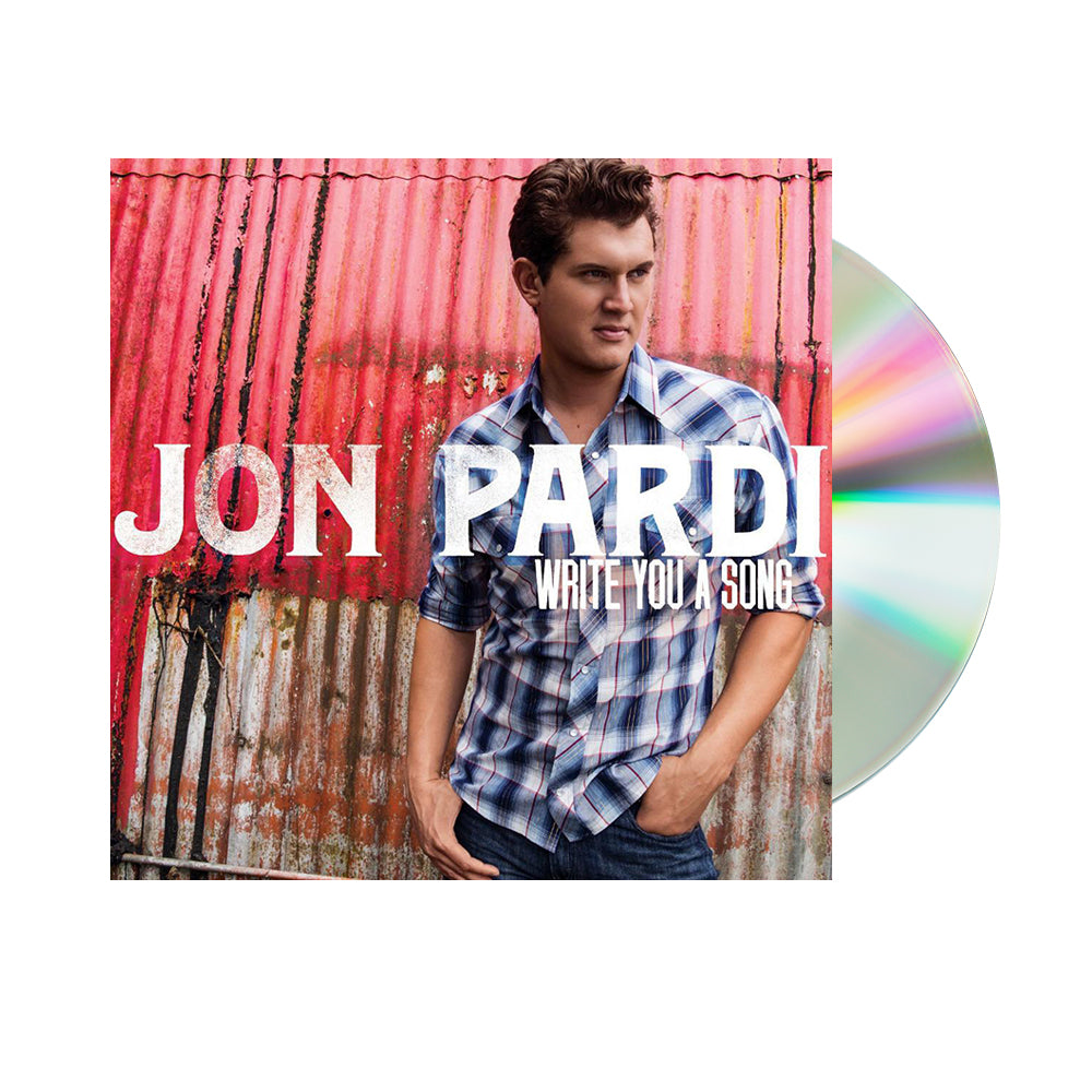 Jon Pardi - Write You A Song (CD)