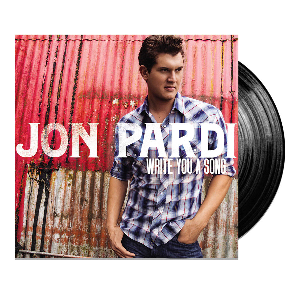 Jon Pardi - Write You a Song (Vinyl)