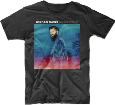 Jordan Davis - Home State Cover T-Shirt
