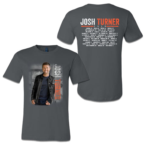 Josh Turner - 2019 Asphalt Tour T-Shirt