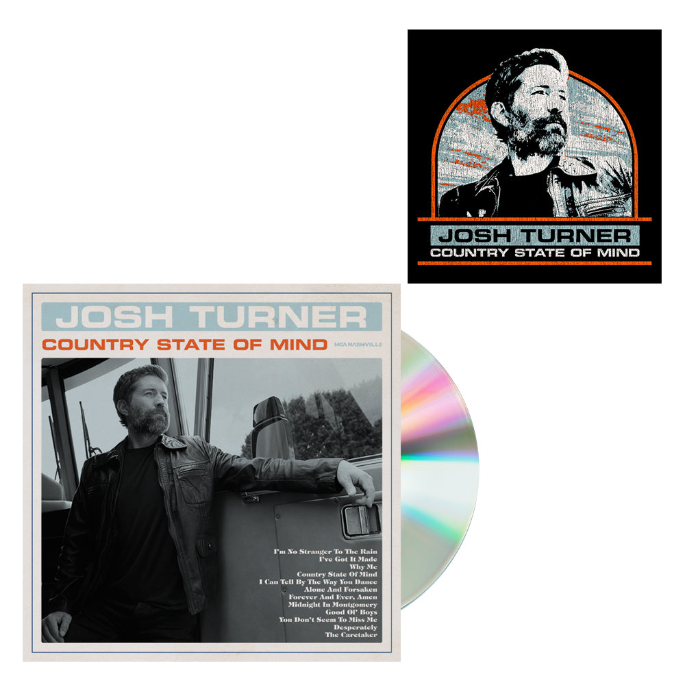 Josh Turner - Country State Of Mind (CD)