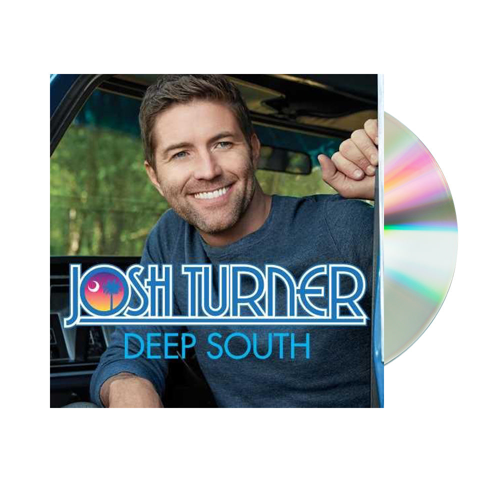 Josh Turner - Deep South (CD)