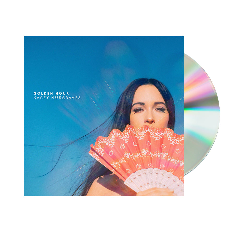 Kacey Musgraves - Golden Hour (CD)