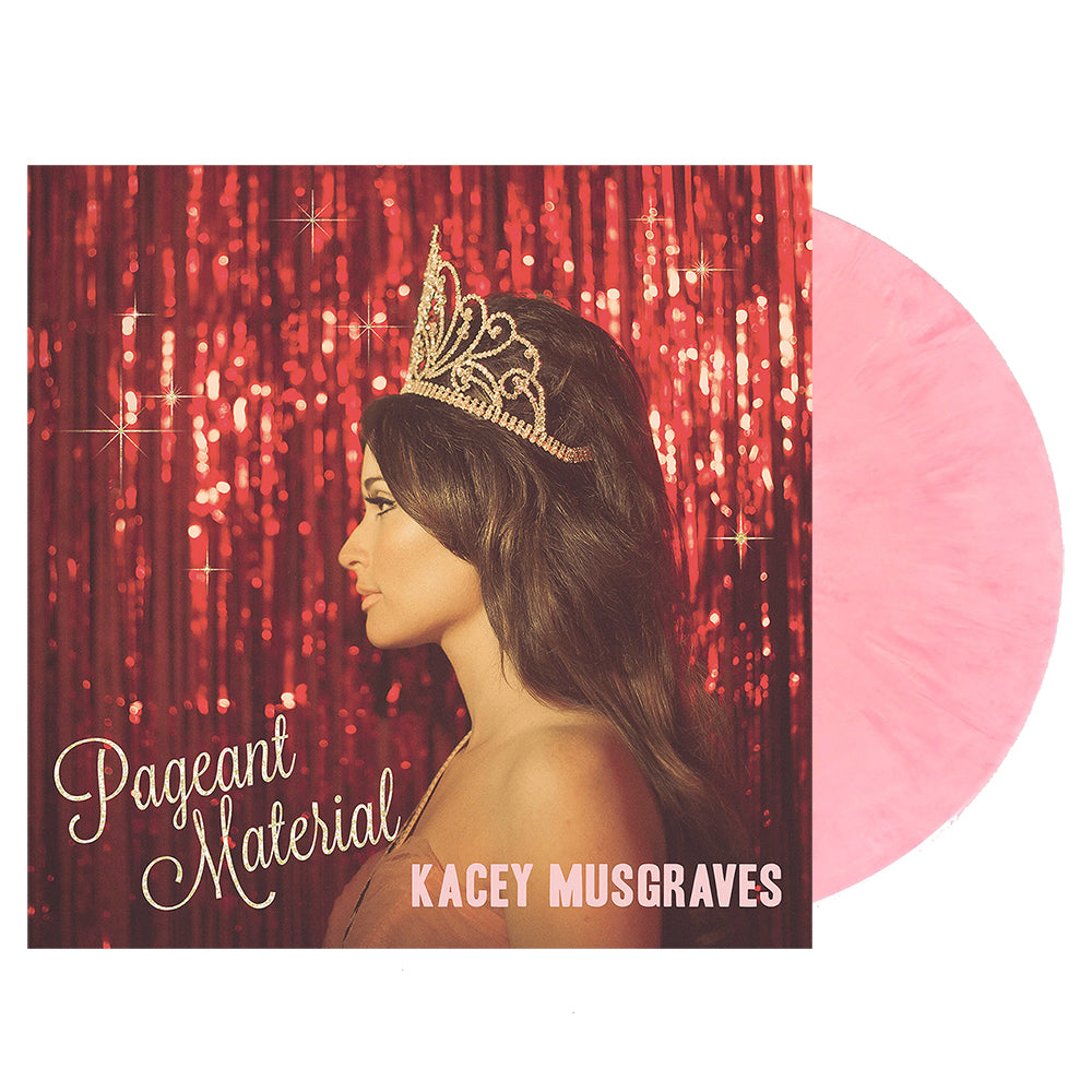 Kacey Musgraves - Pageant Material (Pink Vinyl)