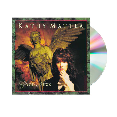 Kathy Mattea - Good News (CD)