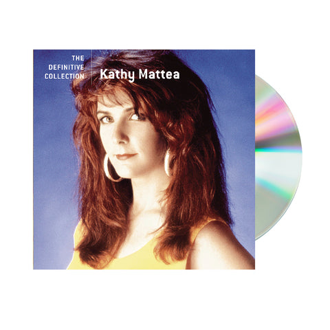 Kathy Mattea - The Definitive Collection (CD)
