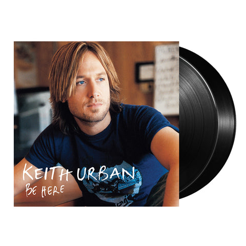 Keith Urban - Be Here (Vinyl - 2LP)
