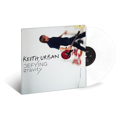 Keith Urban -  Defying Gravity (White Vinyl)