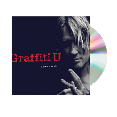 Keith Urban - Graffiti U (CD)