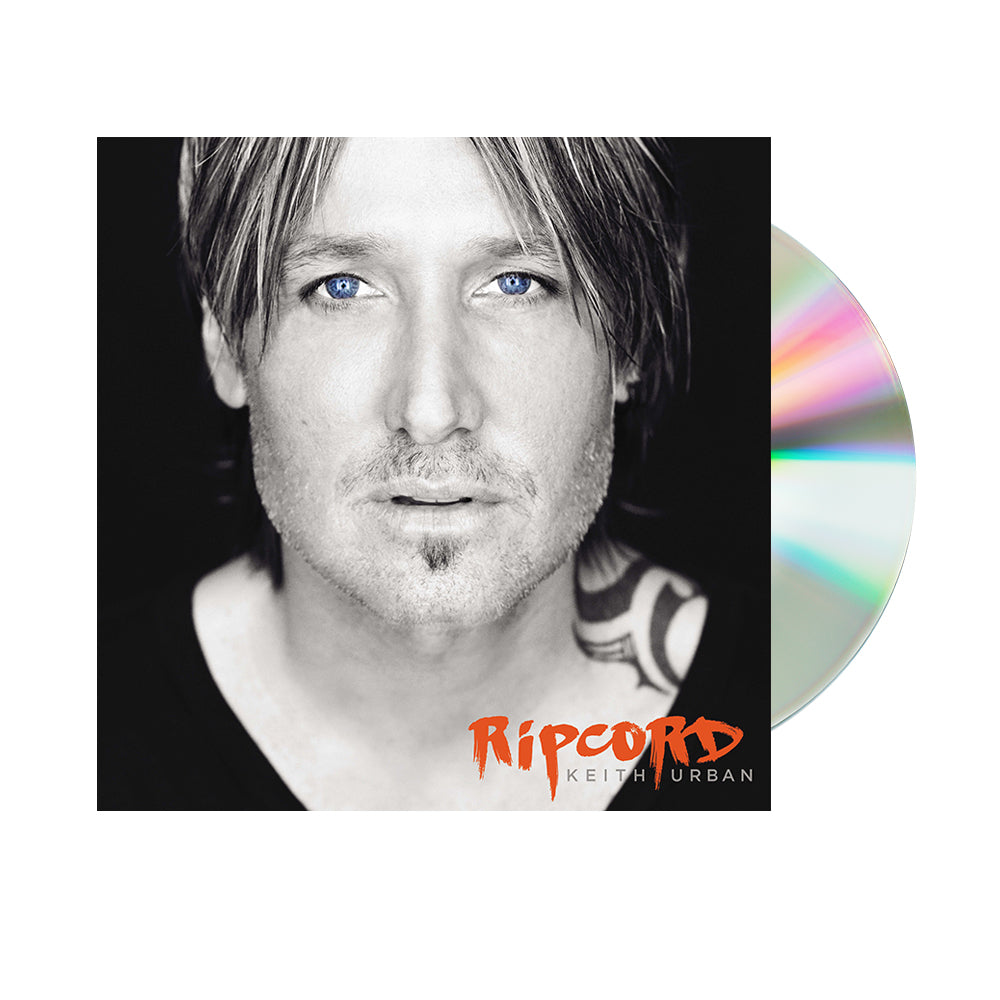 Keith Urban - Ripcord (CD)