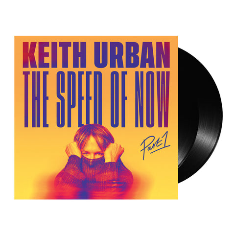 Keith Urban - THE SPEED OF NOW Part 1 (Vinyl 2LP) Pre-Order