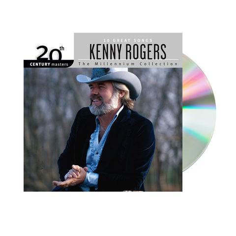 Kenny Rogers - 20th Century Masters: The Best Of Kenny Rogers (CD)