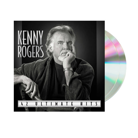 Kenny Rogers - 42 Ultimate Hits (2CD)
