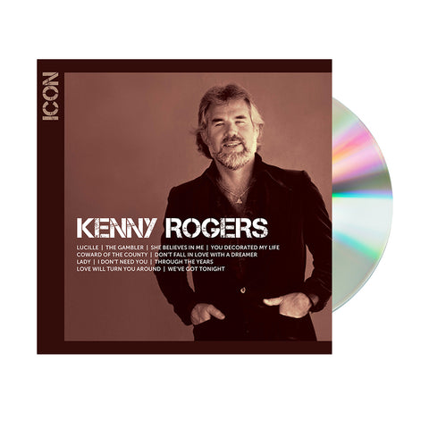 Kenny Rogers - ICON (CD)