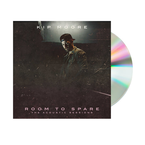 Kip Moore - Room To Spare: The Acoustic Sessions EP (CD)