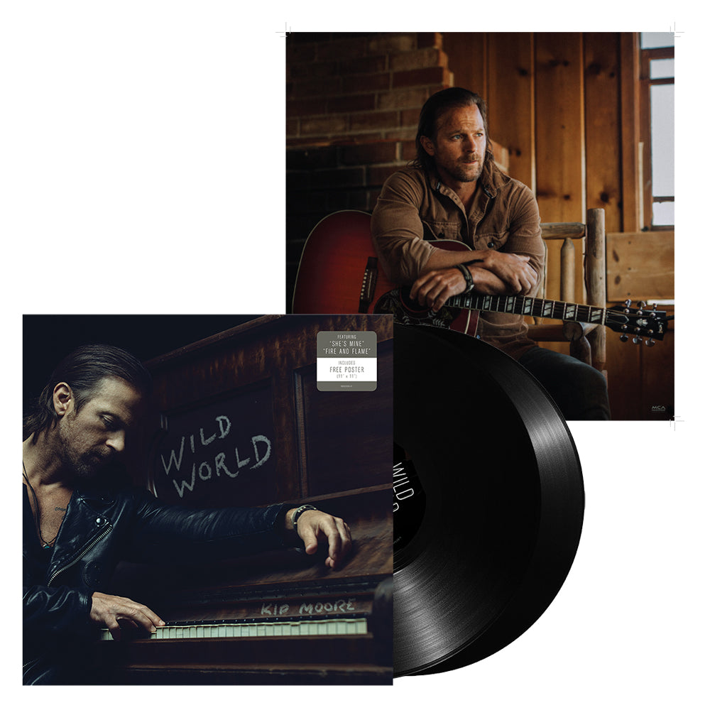 Kip Moore - Wild World (Vinyl-2LP)