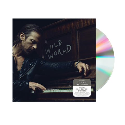 Kip Moore - Wild World (CD Pre-Order)