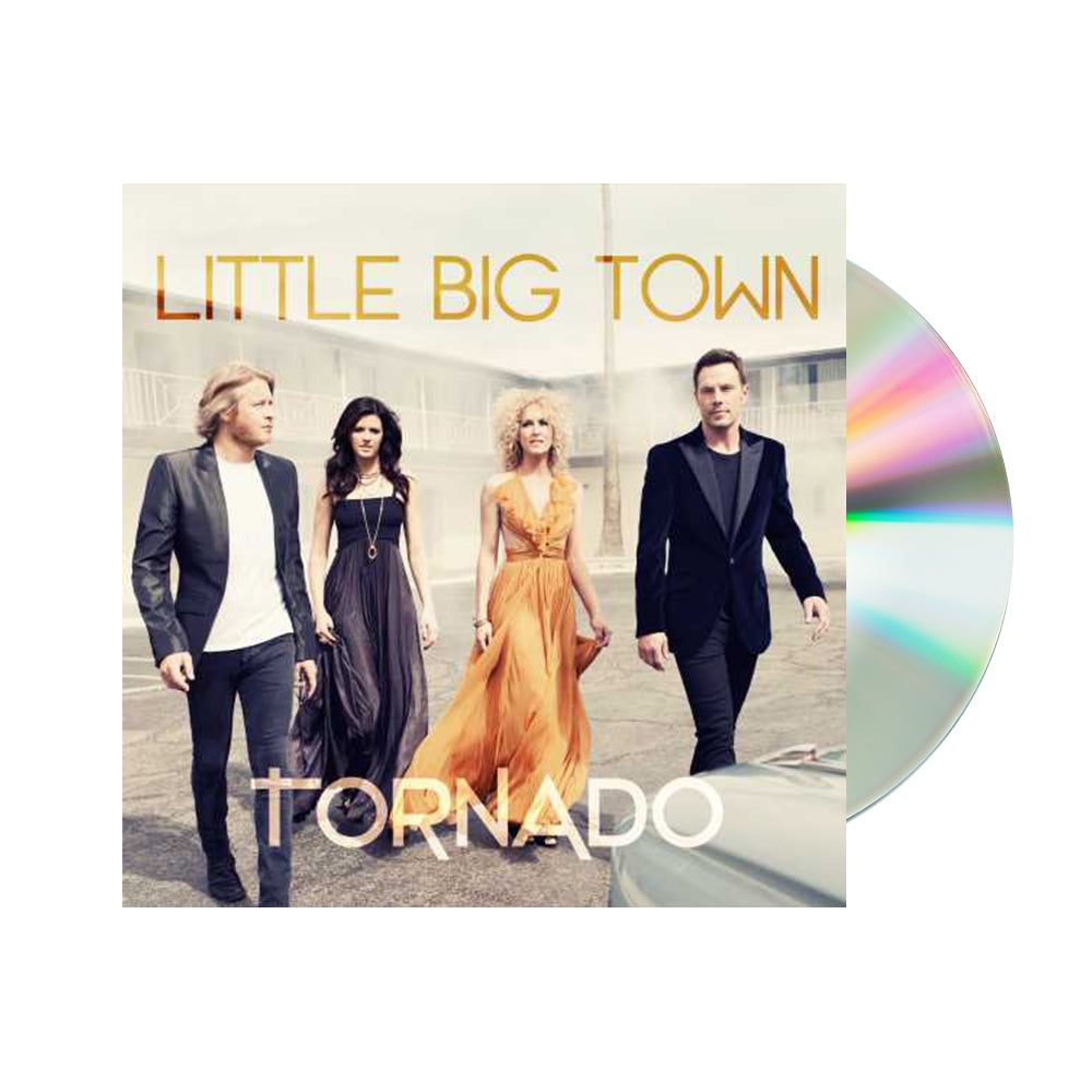 Little Big Town - Tornado (CD)