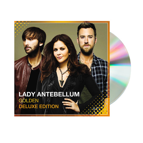 Lady A - Golden (CD)