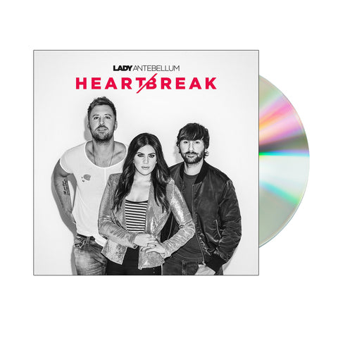 Lady A - Heart Break (CD)