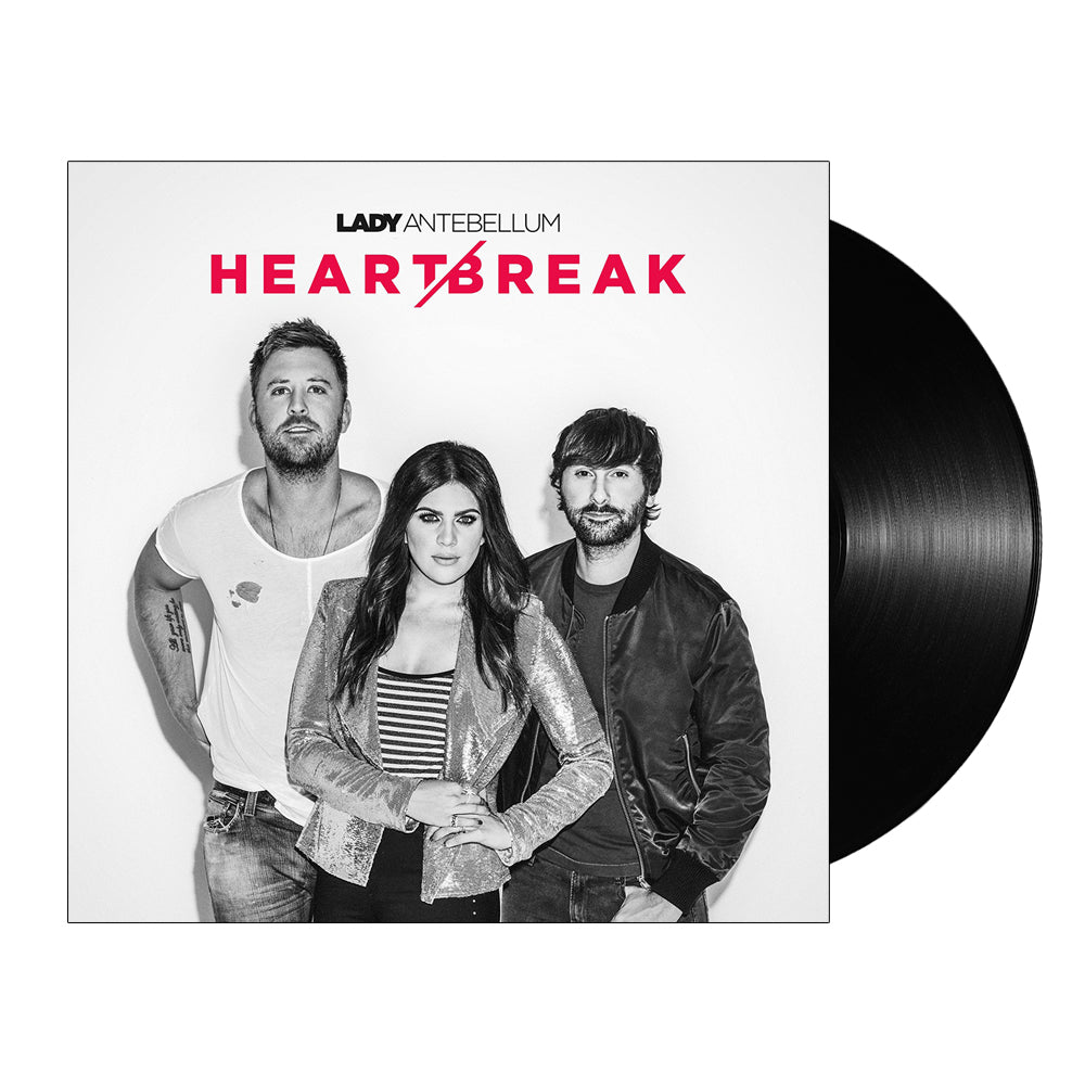 Lady A - Heart Break (Vinyl)