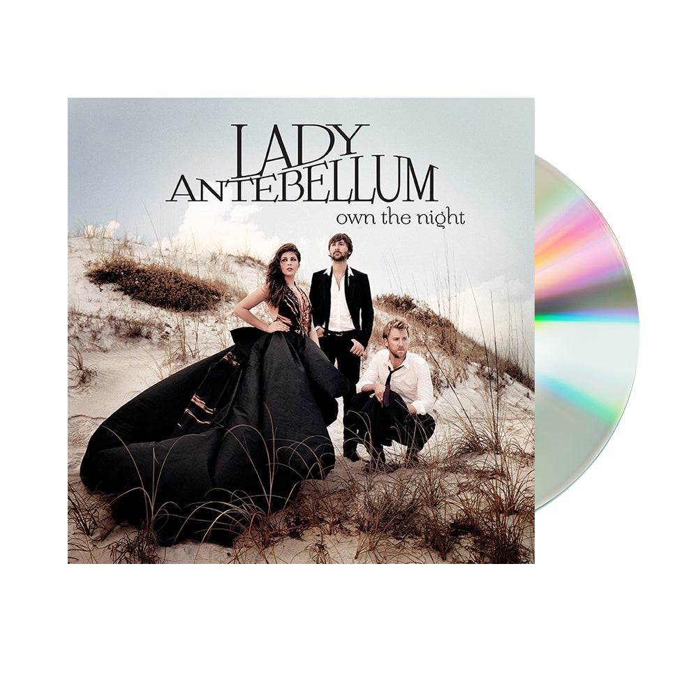 Lady A - Own The Night (CD)