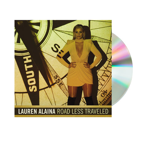 Lauren Alaina - Road Less Traveled (CD)
