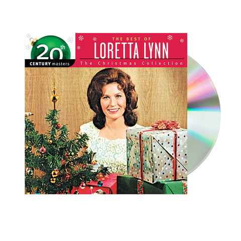 Loretta Lynn - 20th Century Masters: The Christmas Collection (CD)
