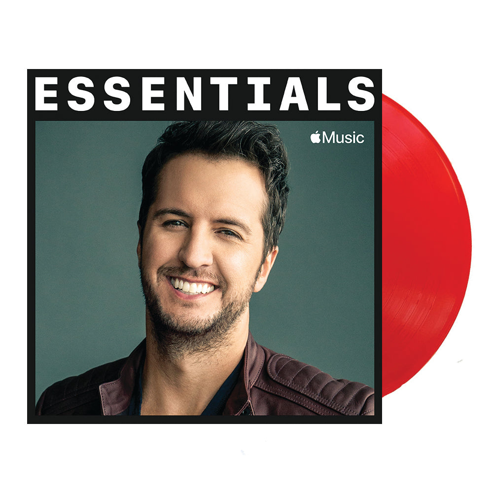 Luke Bryan - Essentials (Vinyl-Red)