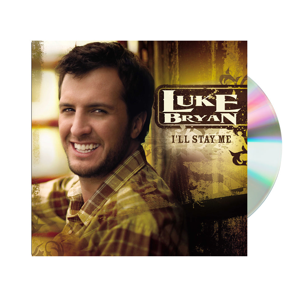 Luke Bryan - I'll Stay Me (CD)