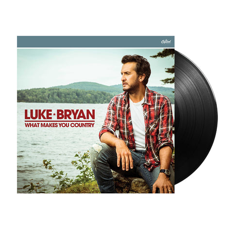 Luke Bryan - What Makes You Country (Vinyl)