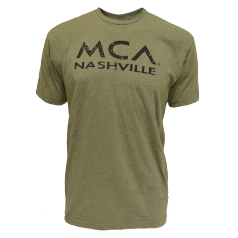 MCA Nashville Army Green T-Shirt