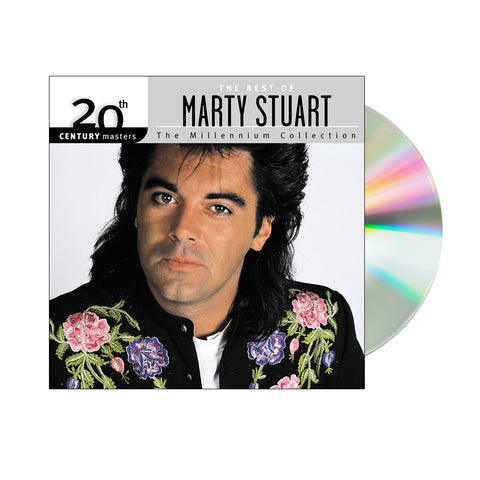 Marty Stuart - 20th Century Masters: The Best Of Marty Stuart (CD)
