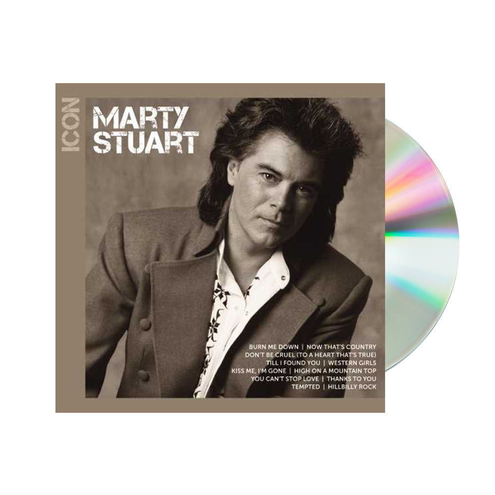 Marty Stuart - ICON (CD)